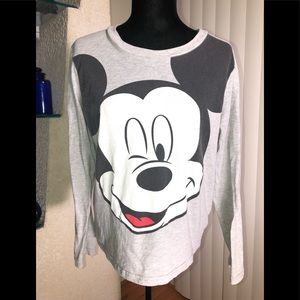 Disney Mickey Mouse long sleeve T-shirt